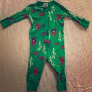 Hanna Andersson sleeper PJs size 60 (6-9 months)
